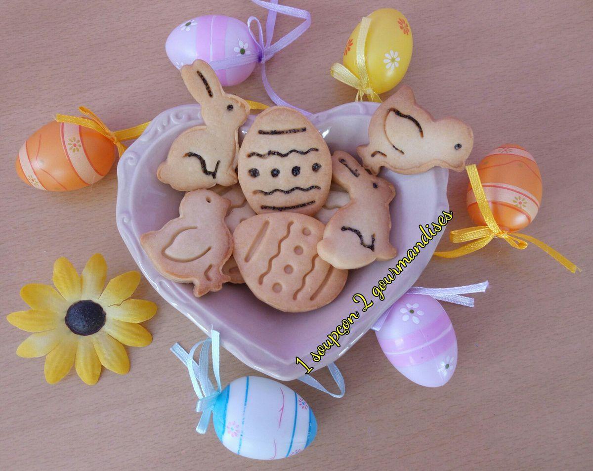 Petits-Beurre de Pâques