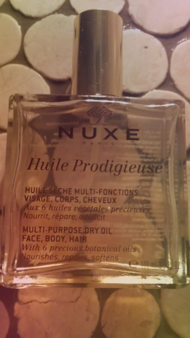 Huile prodigieuse by NUXE
