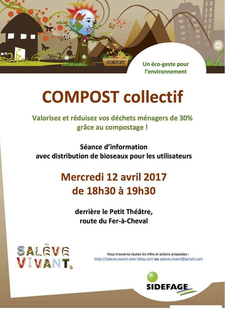 Compostage, recyclage et réduction des déchets