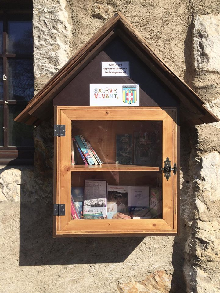 La Boîte à lire