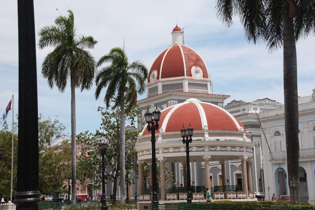 Cientefuegos arrivée samedi départ dimanche 1er mai