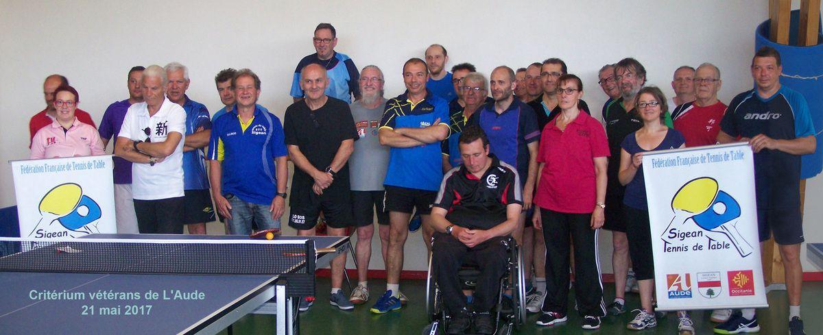 Ping-pong de l'Aude en fête à Sigean …