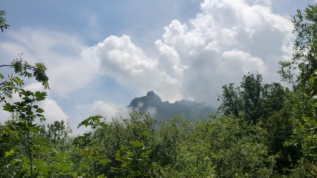 La Pointe du Grand Niélard (2544 m).