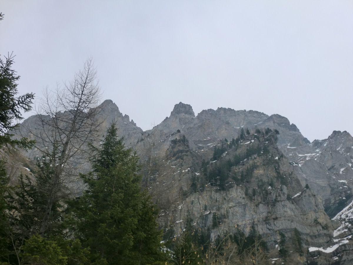 Le Grand Muveran (alt. 3051m)
