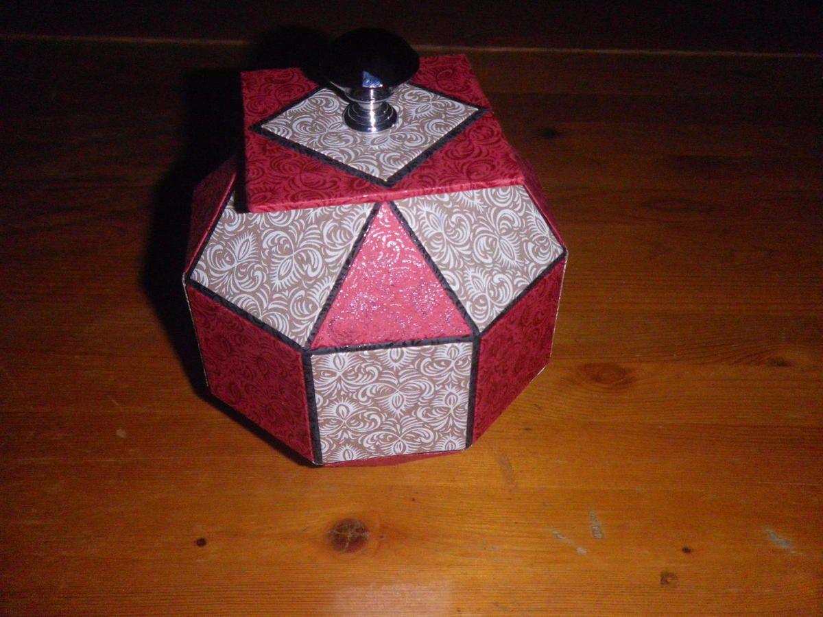 Boîte boule