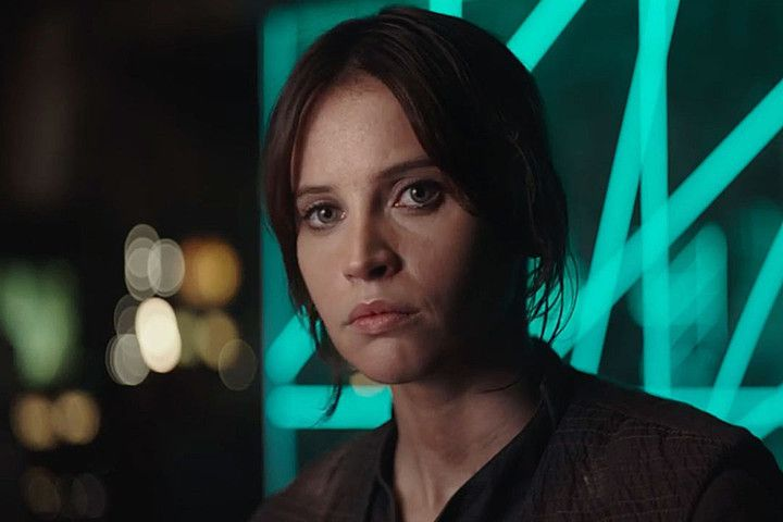 Get over the 'Rogue One' female protagonist, guys.