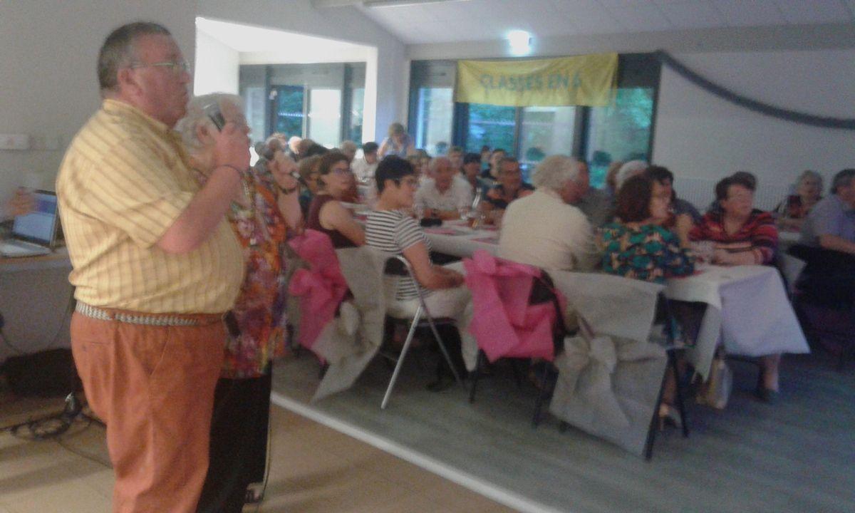 SOIREE KARAOKE DU 27 MAI 2016