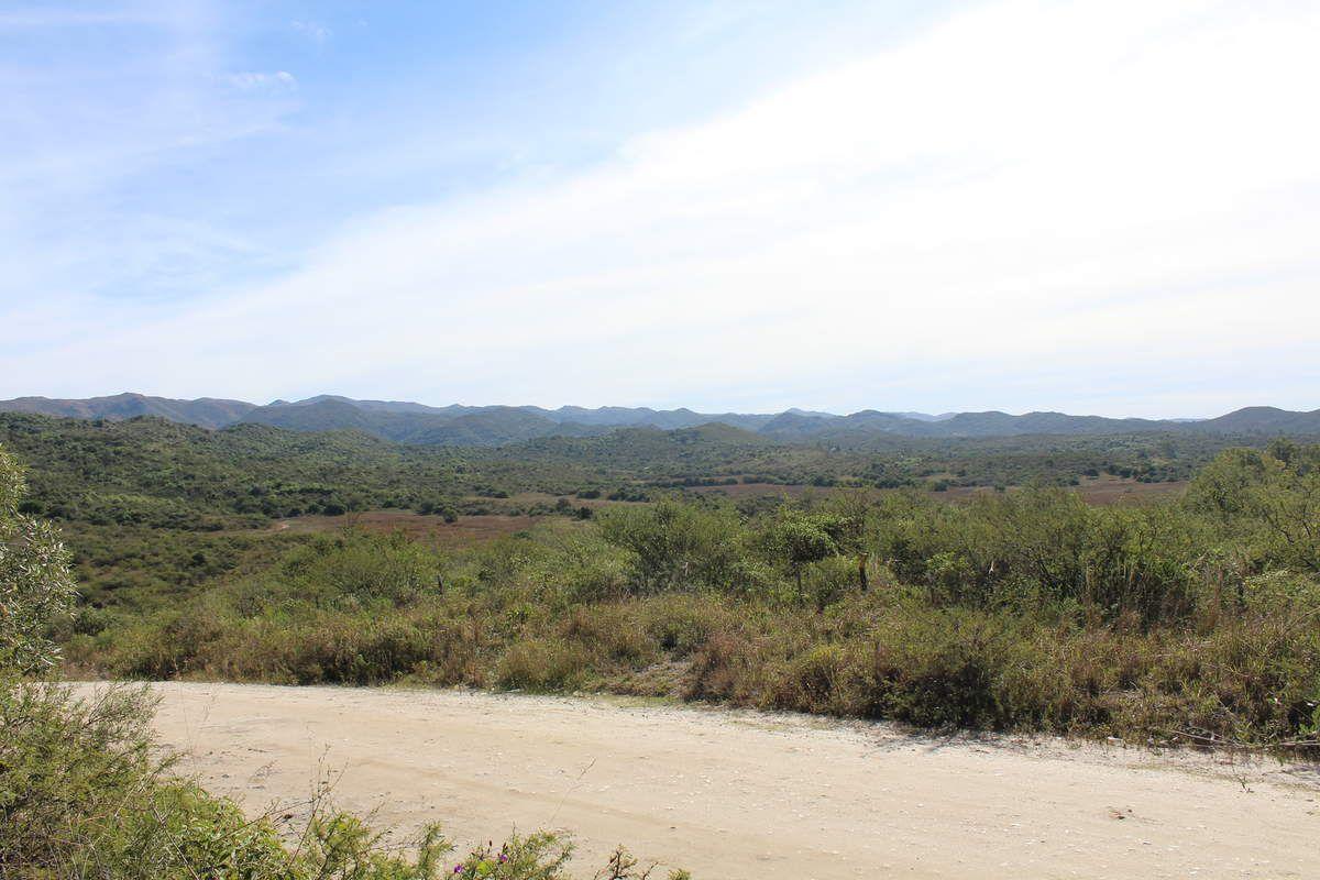 Promenade aux alentours et dans un parc d'Alta Gracia