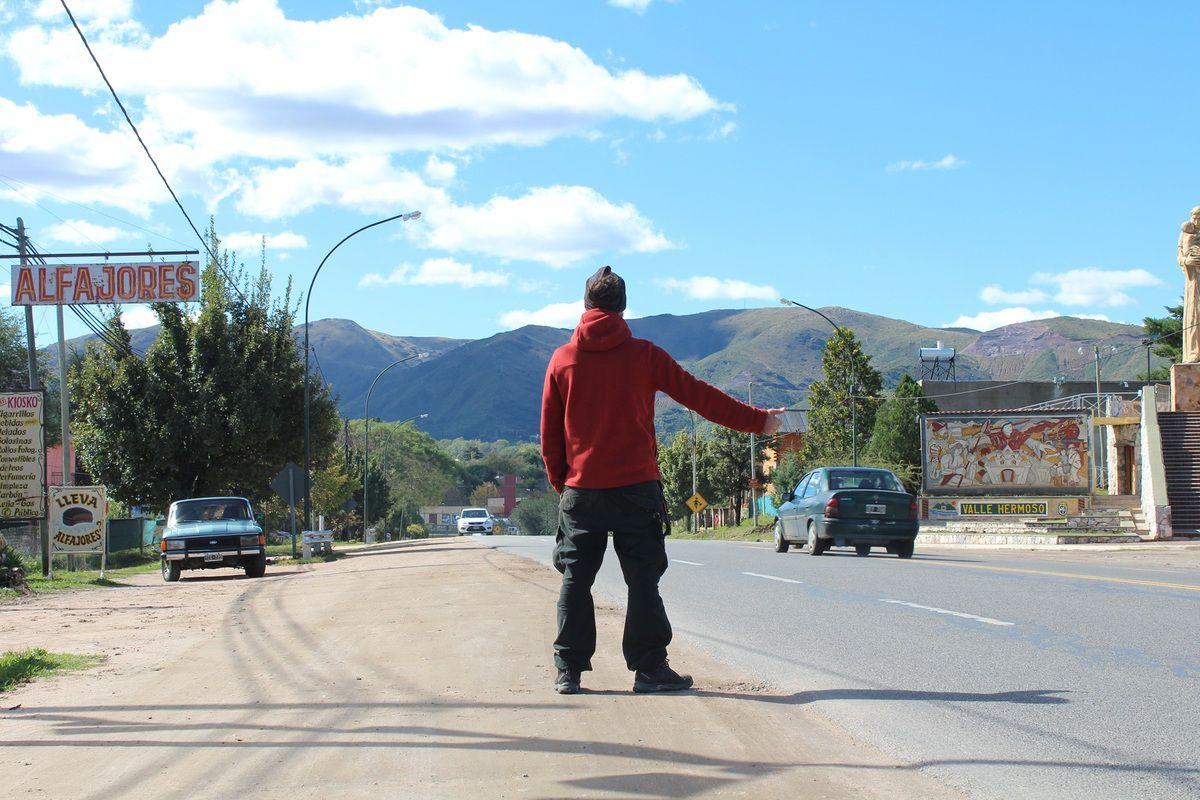 Périple de San Marcos Sierras à Mendoza