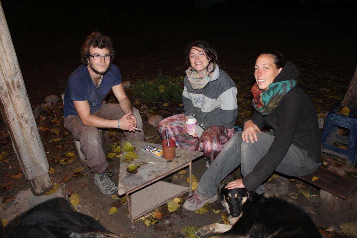 Un mois à la Finca Pagliafora