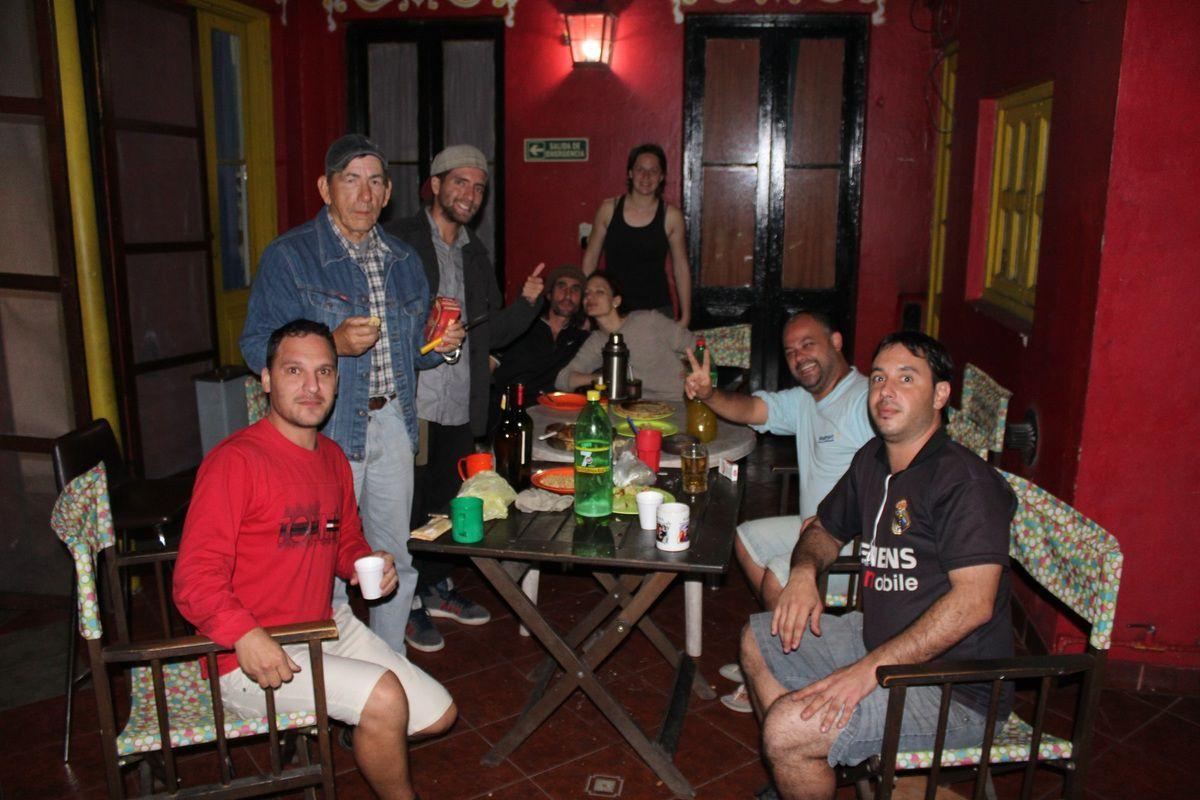 Notre première semaine à Buenos Aires
