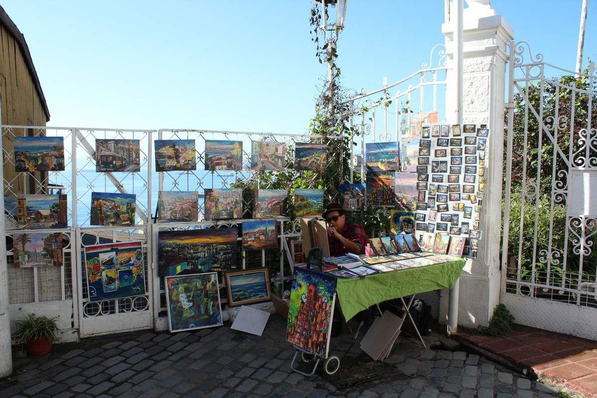 Valparaiso, c'est...