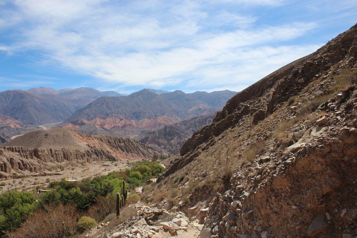 Périple dans la province de Jujuy