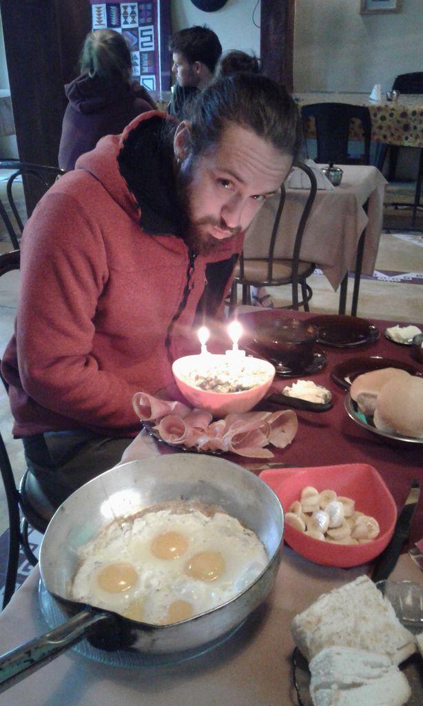 Joyeux anniversaire Léo!