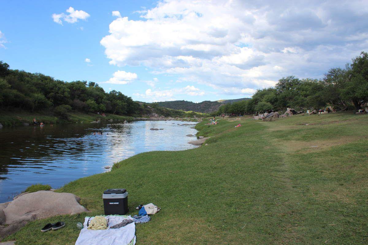 Dimanche après-midi au rio Qilpo...