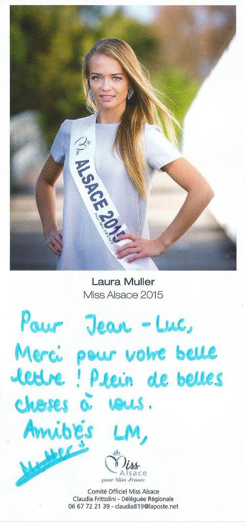 Miss Alsace 2015