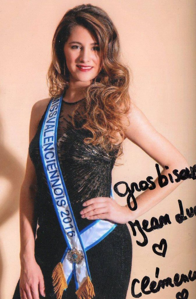 Miss Valenciennois  2016