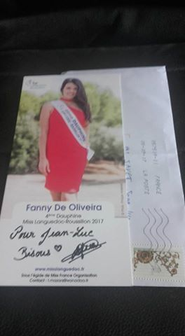 4éme dauphine miss languedoc 2017