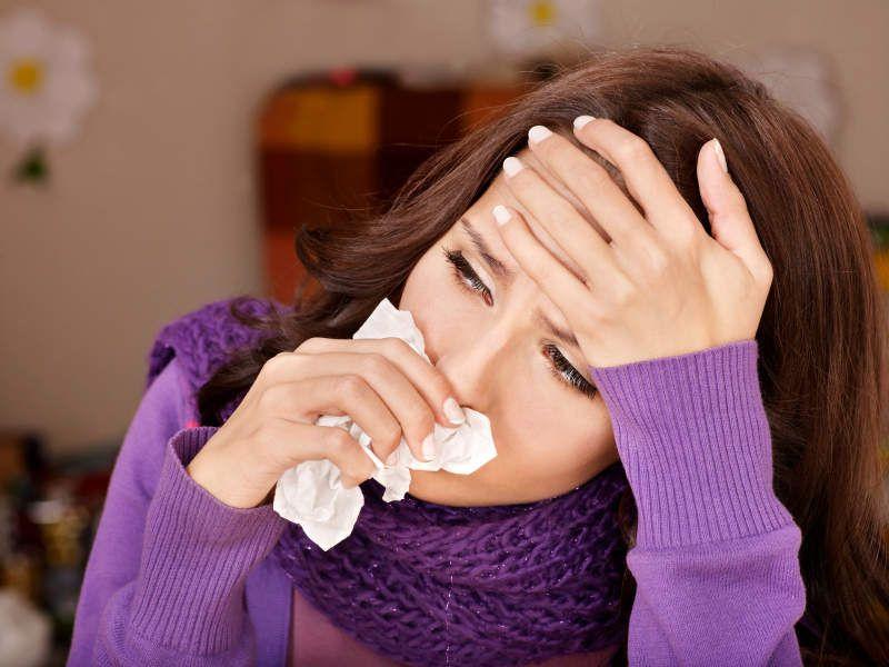 #rhumes #grippe #prévention