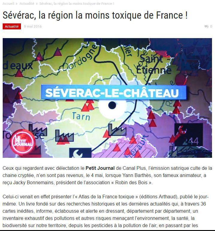 Le Journal de MILLAU et Canal+