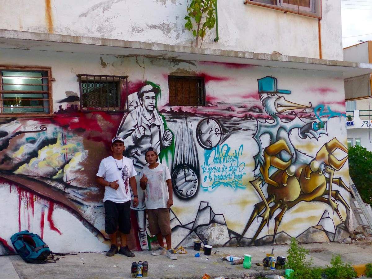 Etat de Oaxaca - Côte pacifique : Puerto Escondido