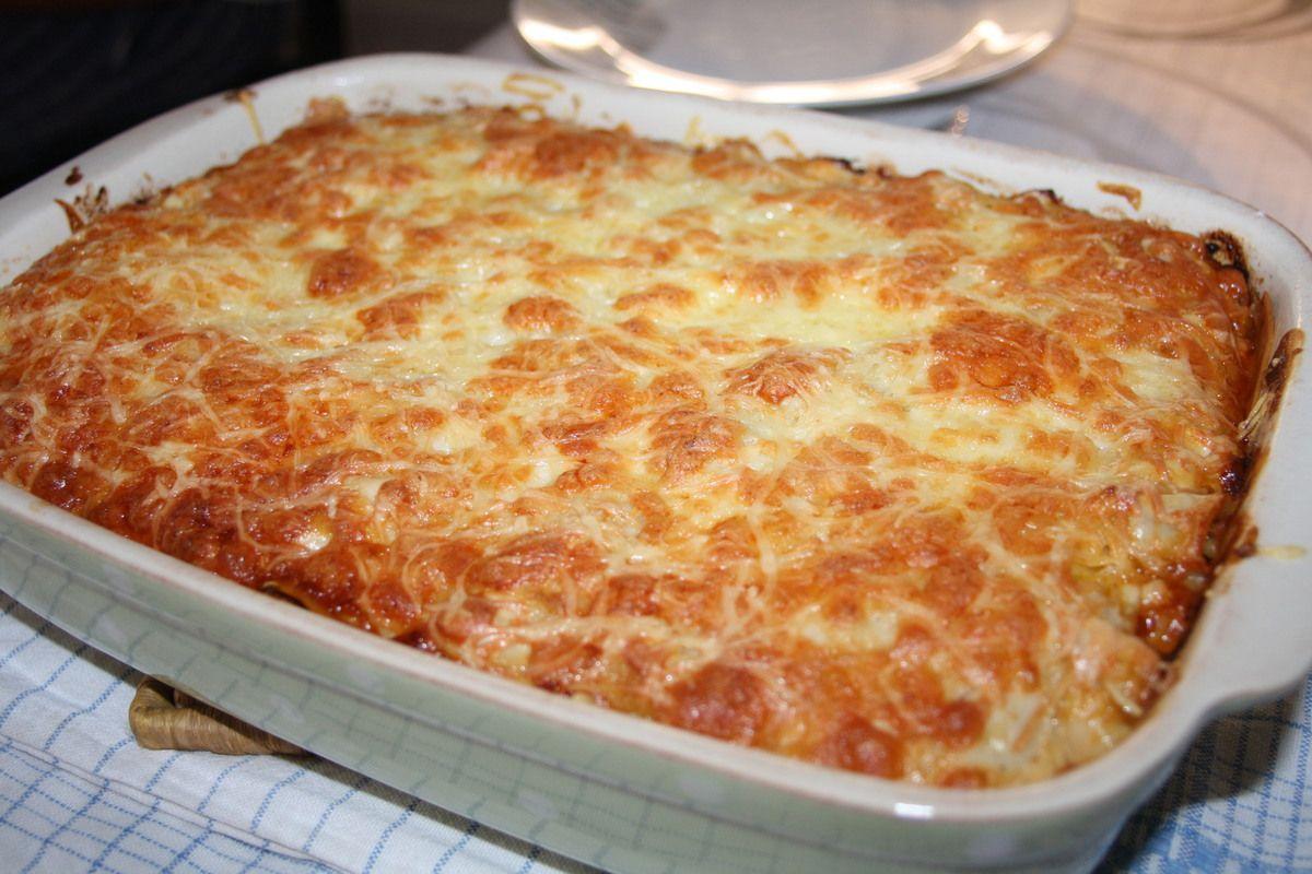 Lasagne Bolognaise Maison de A à Z