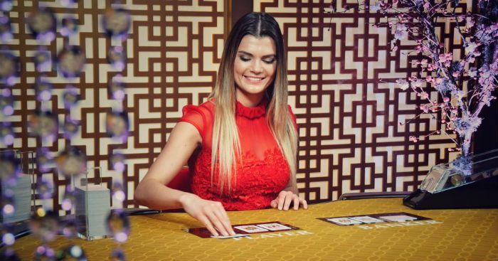 Le Controlled Baccarat Squeeze de Evolution Gaming