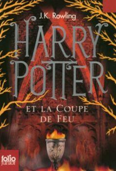 Harry Potter et la coupe de feu : JK. Rowling