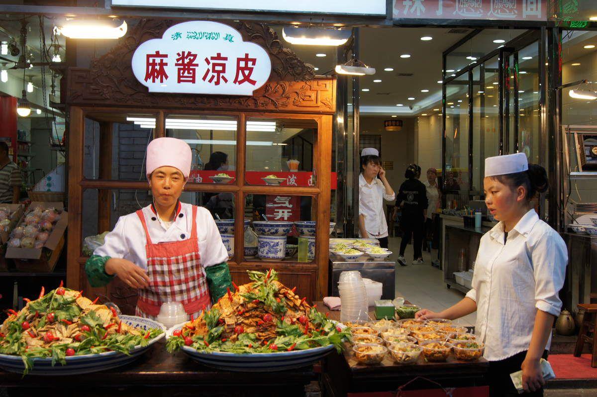 qu est ce qu on mange en Chine - mmm queque chose