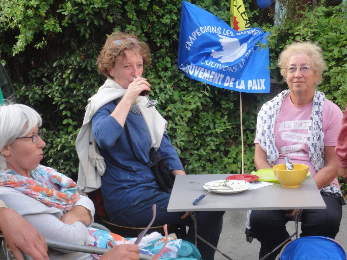 Sancerre, l'événement, 8 août