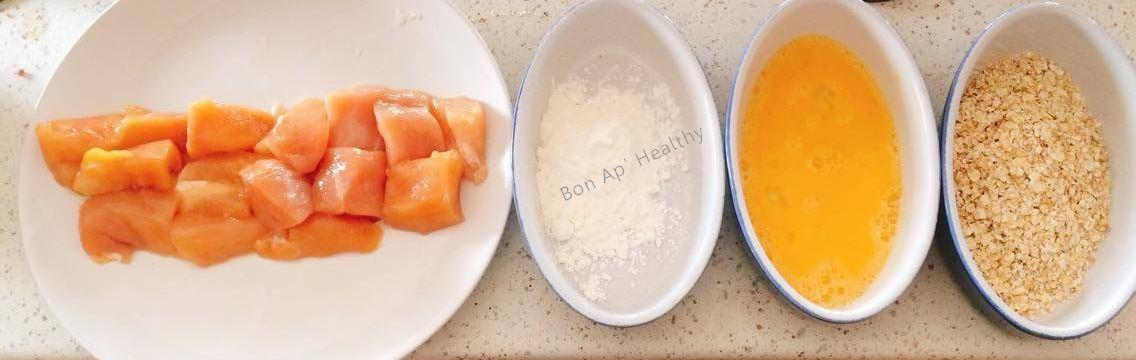 • La recette des nuggets maison •