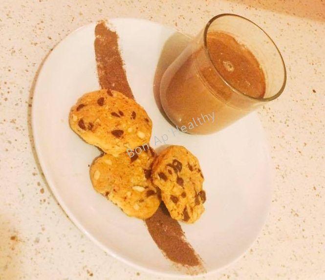• Cookies sans gluten ET sans lactose •