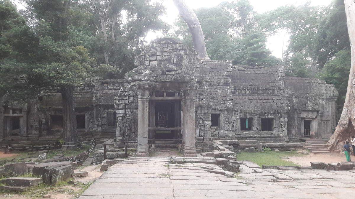 Stage Cambodge [11] :  Angkor et Angkor