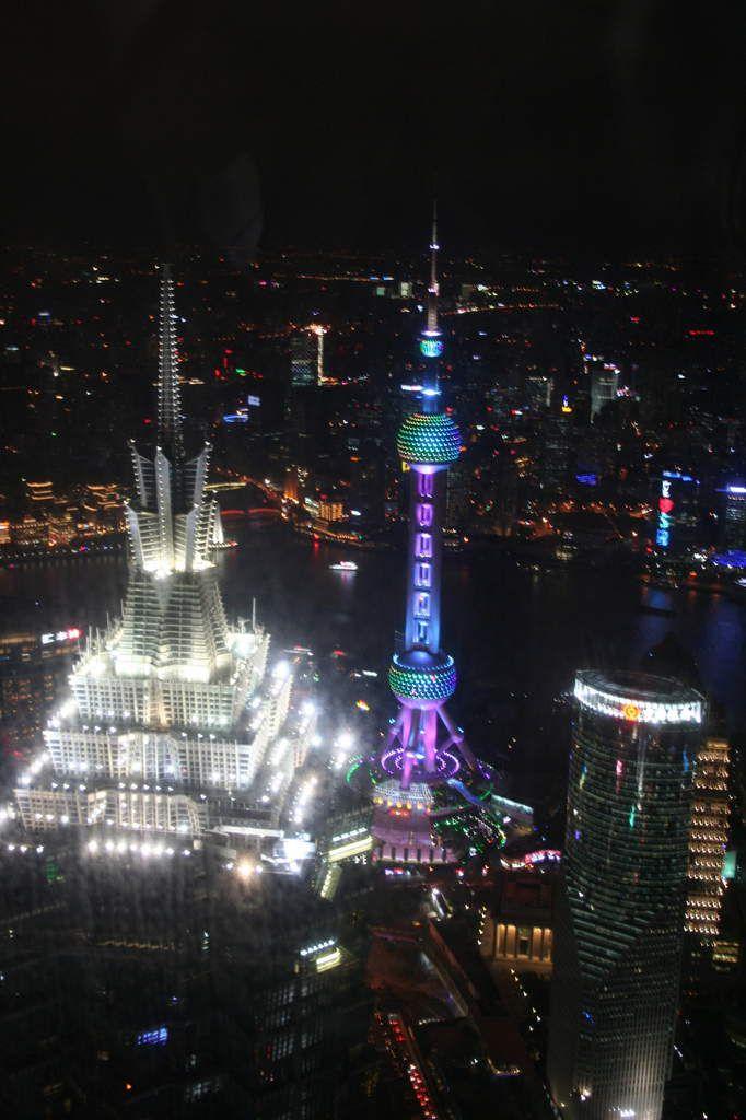 Shanghai, ville de lumières