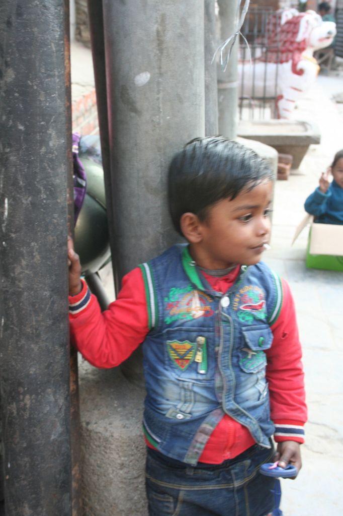 Népal : premières impressions