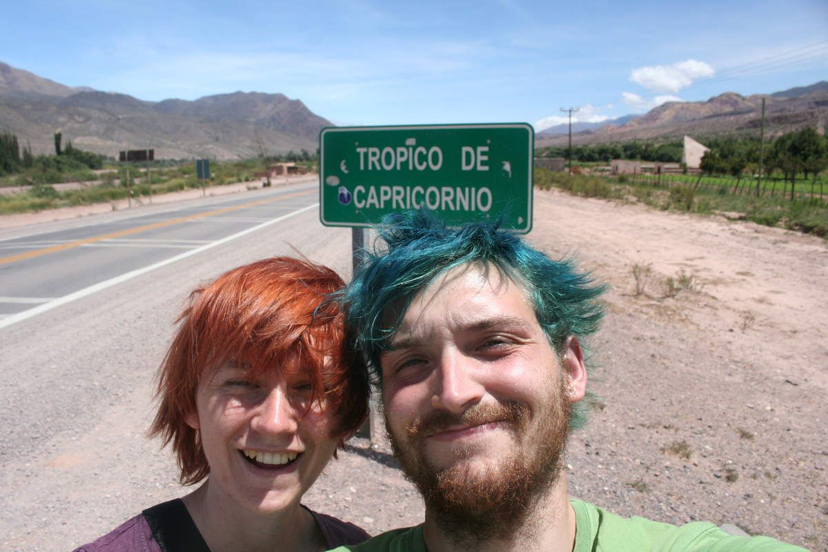 Road trip Salta: première partie- De Salta à Huacalera