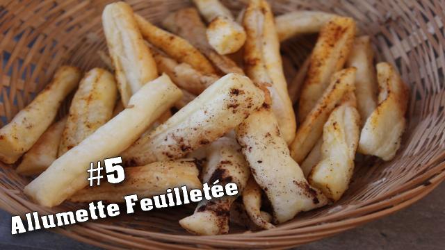 TUTO #5 : COMMENT UTILISER LES PARURES DE PÂTE FEUILLETÉE