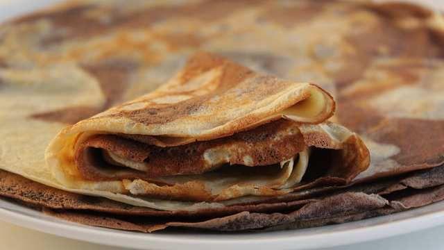 Comment faire des Crêpes Marbré | Facile et Rapide | Chandeleur