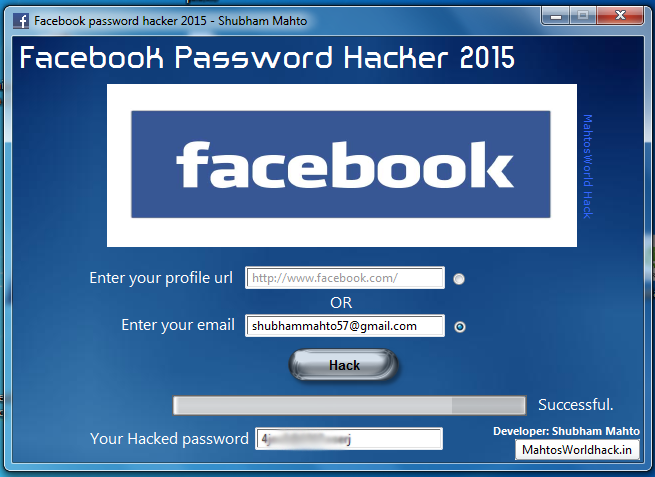 7 ways to hack someone s Facebook Account Passwords
