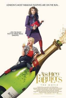 Absolutely Fabulous, le film - Sortie le 23 novembre 2016