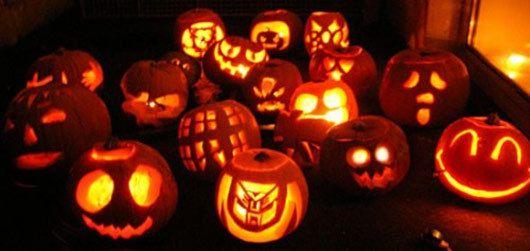 Déco pour Halloween