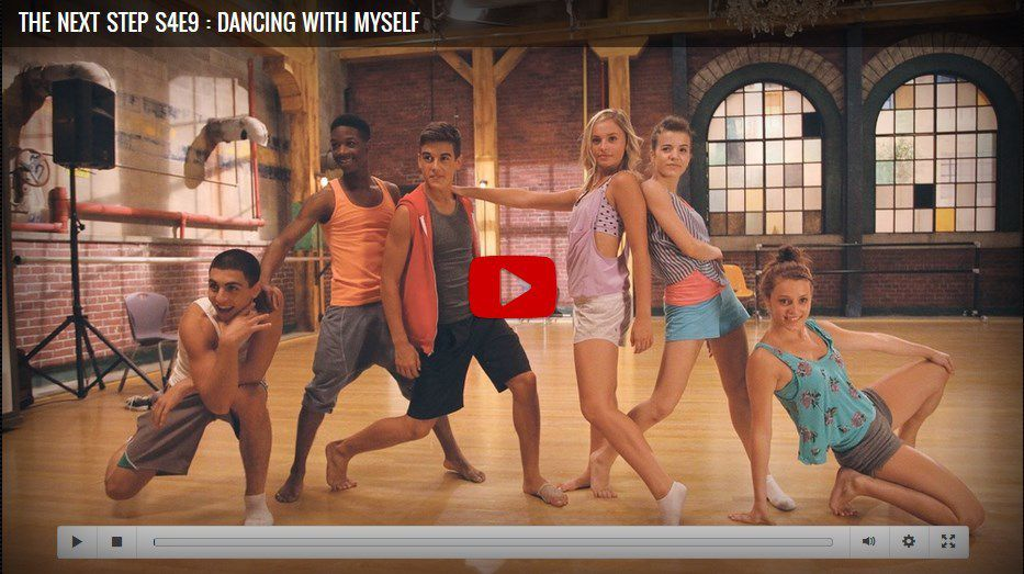 The Next Step Season 4 Episode 9 Dancing With Myself