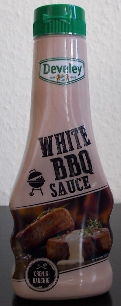 Develey Barbecue Sauce