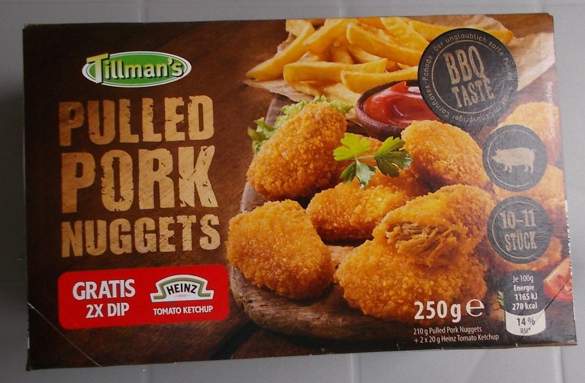 Pulled Pork Nuggets