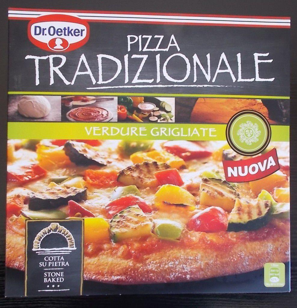 Dr Oetker Pizza Tradizionale Verdure Grigliate Blogtestesser