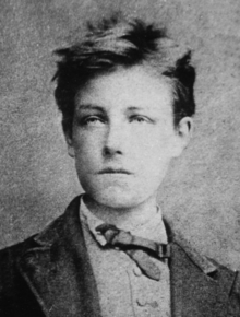 Portrait de Rimbaud