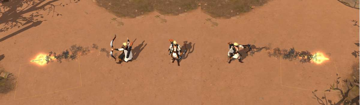 Shub Summarizes the Play Style of His Build - Albion Online Gold