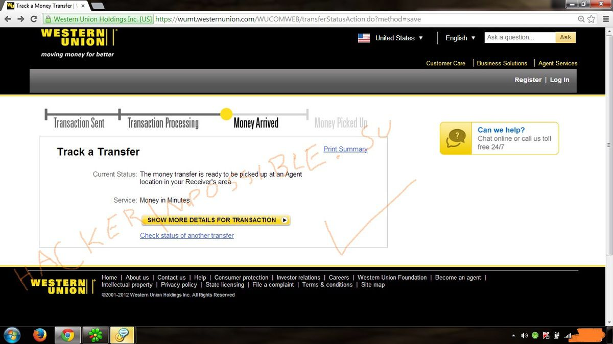WESTERNUNION HACKERS ::Western Union and Bank Transfers for