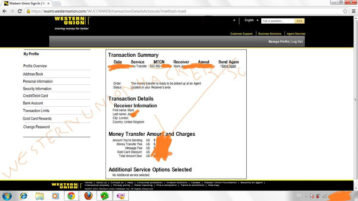 WESTERNUNION HACKERS ::Western Union and Bank Transfers for Real