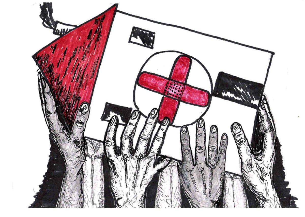 Concert solidaire Grèce - migrants au Chat qui Boit